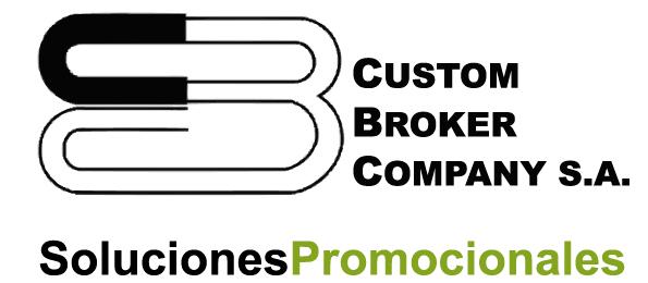Custom Broker Co., S.A. Logo
